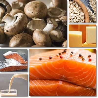 What foods are high in vitamin D