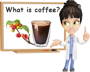 What is coffee definition