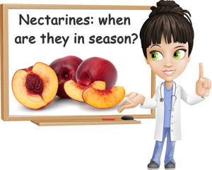 Nectarine season