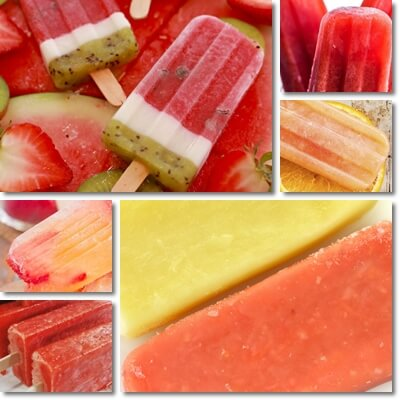 Popsicle when it's good for you