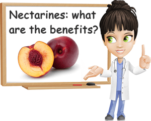 What are the benefits of nectarines