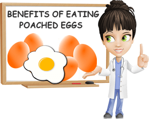 Poached eggs benefits