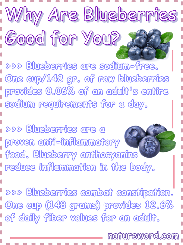 Blueberries good for you 1