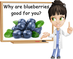 Blueberries good for you